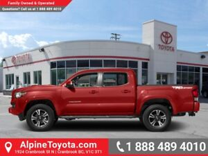 2017 Toyota Tacoma SR5  - Bluetooth  - POWER MOONROOF - NAVIGATI