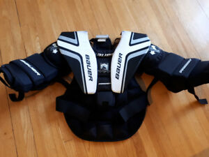 Plastron Gardien de but Hockey ( Goalie chest protector)