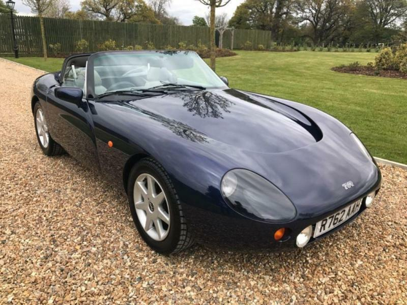 1997 R TVR GRIFFITH 500 2D COVERTABLE