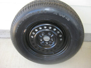 P195/70/14 Michelin - XW4 - tire & rim - NEW - only ONE !