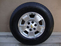 BRAND NEW! CHEVROLET GMC CADILLAC WHEELS $999up TIRES INCLUDED!