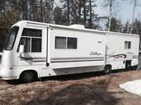 1998 Challenger by Damon group motor home