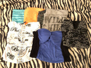 Ladies Clothes size small: 47 items