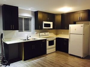 2 bedroom suite/ available June 1, (West Coquitlam)