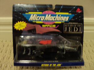 Star Wars Micro Machines ROTJ Collection 3 *NEW IN BOX*