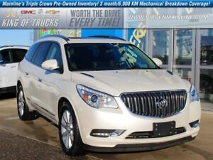 2014 Buick Enclave Premium  - Leather Seats -  Cooled Seats - $2