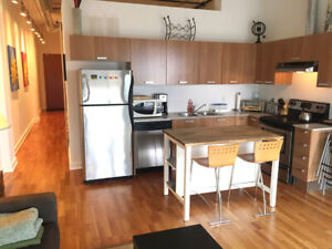 *** Liberty Village (Toy Factory) Furnished Condo ***