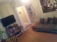 Two rooms for rent in Westmount/St Henri 8 1/2 apt