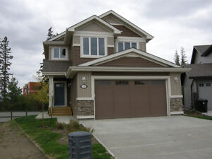 Spruce Grove Lovely New 3 bedroom, 2.5 bath, 1,719 sq.ft.
