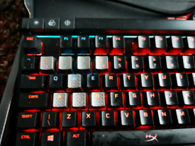 Hyper X Alloy elite rgb Keyboard