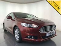 2015 FORD MONDEO TITANIUM ECONETIC TDCI DIESEL 1 OWNER FORD SERVICE HISTORY