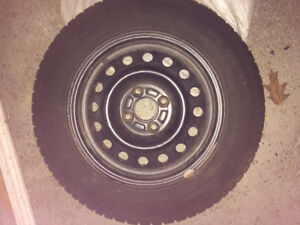 Winter tires for sale 185-65R-14