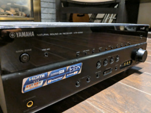 Yamaha AV receiver HTR-6063 with percison acoustic