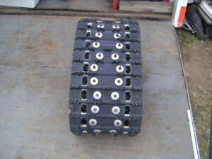 "***120"" X 15"" x 1""(2.86 pitch) STUDDED SKI-DOO TRACK***"