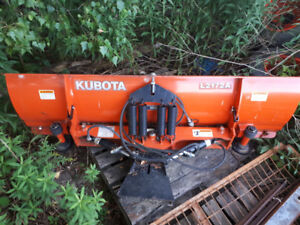 Kubota snow plow Yes it is still available!