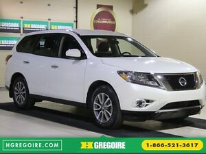2015 Nissan Pathfinder S 4WD A/C MAGS