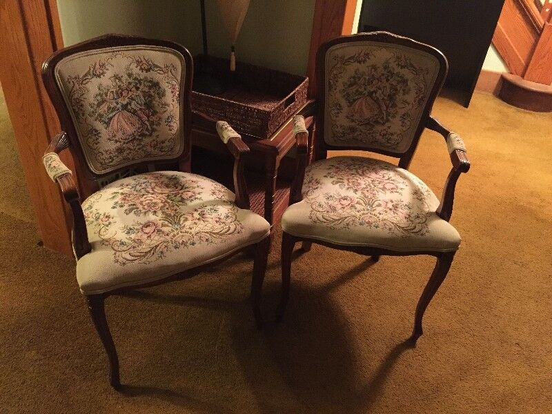 Matching Louis Xv Chairs Accent Chairs Chairs