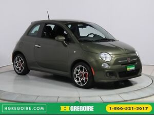 2015 Fiat 500 Sport AUTO A/C GR ELECT MAGS BLUETOOTH