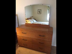 Birds Eye Maple Bedroom Suite