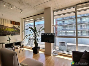 Condo for sale Old Montreal
