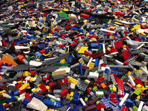 LEGO - used or new