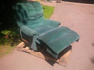Recliner Chair - $75.00 OBO
