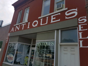 GRANDMA'S ANTIQUES.. ......open TUESDAY TO SATURDAY