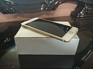 Selling Brand New Iphone 6 Plus GOLD 128GB