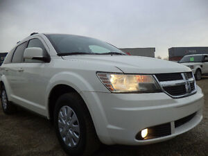 2009 Dodge Journey SXT--ONE  OWNER--EXCELLENT SHAPE IN/OUT Edmonton Edmonton Area image 2