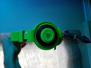 Razer Kraken Casque d'écoute et Micro Comme neuf