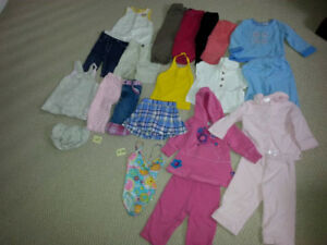 Girl's sizes 12M , 12-18M , 18M , & 18 - 24M Clothing for Sale!