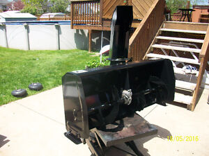 Berco..Craftsman 44 inch cut Snowblower for lawn Tractors