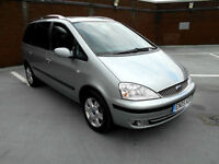 (05) 2005 Ford Galaxy 2.3 Ghia Service History 7 Seater 1 Owner