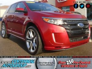 Ford Edge AWD Sport | 3.7L | Bluetooth | Backup Camera 2011