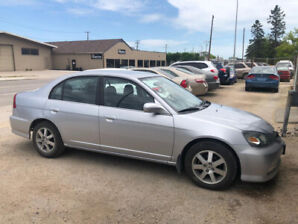 2004 Acura EL Touring Sedan~Fresh Safety~Clean Title