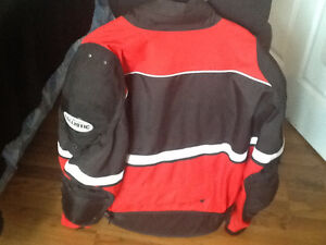 Mens Joe rocket ballistic jacket (red) Gatineau Ottawa / Gatineau Area image 3