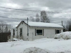 House and Mobile Home On 2 Acres Near St Stephen NB