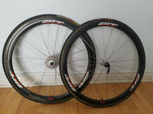 Zipp 303 carbon wheel set