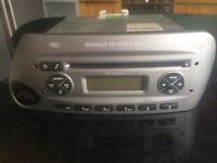 Ford Ka Stereo AUX 6000aux CD RDS E.O.N with code!!