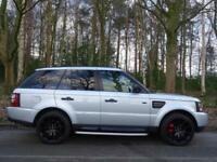 2007 Land Rover Range Rover Sport 3.6TD V8 (272) auto HSE..HIGH SPEC..STUNNING!!