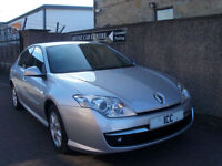 09 09 RENAULT LAGUNA 1.5 DCi DIESEL DYNAMIQUE 5DR NEWSHAPE LEATHER LOW MILEAGE