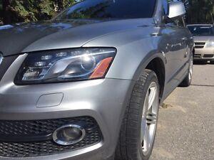 2011 Audi Q5 3.2L SLINE Premium