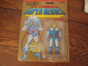 MR FREEZE ACTION FIGURE IN PACK 1989
