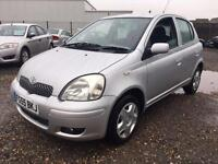 2005 Toyota Yaris 1.0 VVT-i Colour Collection 5dr