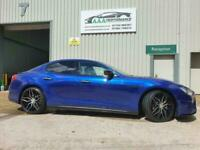 2017 Maserati Ghibli 3.0 DV6 4DR AUTOMATIC Saloon Diesel Automatic