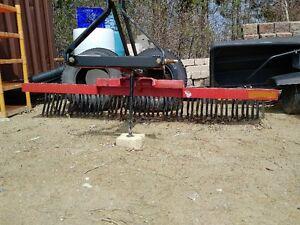Landscape rake- 8 foot