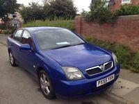 Vauxhall Vectra, 2005, New Shape, 3 Months Mot, 95,000 Miles, 5 Door...