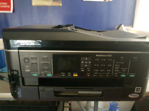 Like new Epson  4in1 print/fax/scan/copy
