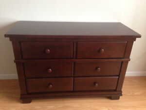 Moving,reduced price,Bedroom furniture , solid wood, 5 pieces