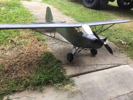 Rc Plane - J3 Cub - 1400mm EPO Foam